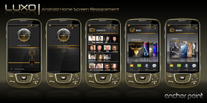 Luxo Home Screen Replacement by 4honshex