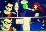 Apprentice: You're My Best Friend (Teen Titans) by MadAsThyHatter