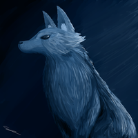 Wolf by xLhoodies