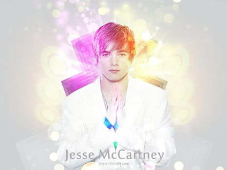 Jesse McCartney by rifani89