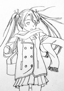 Asuna - Lined by shadow-user