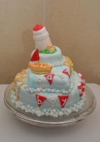Nautical Baby Shower by LamieG
