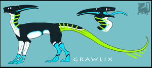 Grawlix Quick!Reference by fullmetalshadowwolf