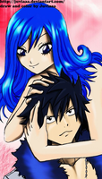 Gray x Juvia #1 by Juviaaa