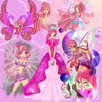 I AM GRAZZIELA FAIRY OF TECHNOLOGICAL LOVE by caboulla