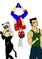 Spiderman: Kyo's Ver. by Kyo3