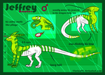 Jeff ref sheet (dragon form) - 2014 by Lavica95