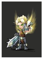 wow. pally-power by mart-art