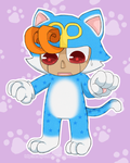 Cat Suit Geno by Krazy-Chibi
