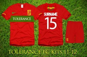 Tolerance FC Kits 11-12 by uncannyNuncertainty