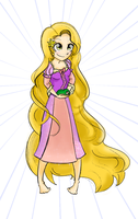 Rapunzel 2015 by ProjectAnimation