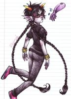 Meenah by Naikoworld