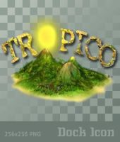 Tropico - Dock Icon by ssx