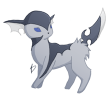 Steel-type Eeveeloution by cryptik-romeo