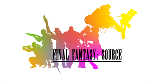 Final Fantasy: Source by HeroWolfMod