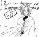 Saabel - Zombies Anonymous..? by Kadri-chan