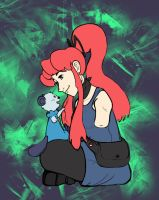 Isabel and Oscar by Ridel