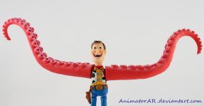 Monster Woody by AnimatorAR