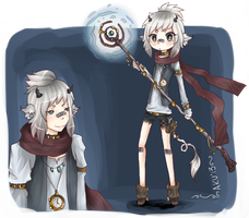 Sorcerer Point Adoptable [Closed] by Rhaimu