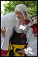 Sesshomaru Cosplay by HelloDarkside