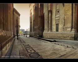 Walking in a whiff of History by mido4design