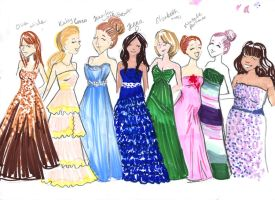 Golden Globes 2011 by TheNorthMint