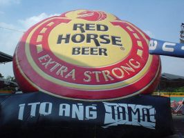 red horse beer by balikbayan-box
