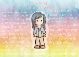 this is me. by xxtasnim