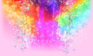 Smile Precure - Movie Background by frogstreet13