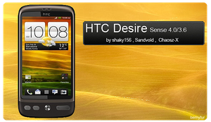 htc desire sense4.0 by bernyfur-art
