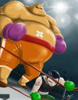 Punch Out! by Hasaniwalker