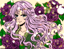 Seventh DColor - Lady of Roses V6 Dazzling by LordNobleheart