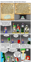 CYOA - Quest for the Un-Cake 1 by ComX-1