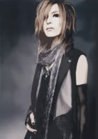More Uruha by The-Crazed-Writer