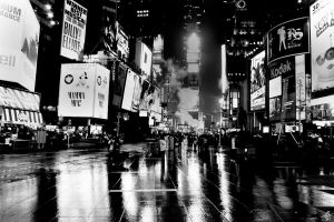 New York City - Times Square. by Sk8ergirl098