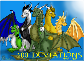 .:The 100th Deviation:. by Ysulyan