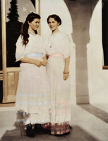 Russian sisters in Livadia by Livadialilacs