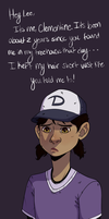 The Walking Dead: I Miss You by Rad-Pax