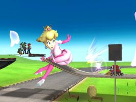 Super huge Peach snapshot 4 by ZatchHunter