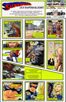 super Girl incognito Page 2 by TooneGeminiElf