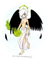 Angelic Danny Phantom Color by The-Clockwork-Crow