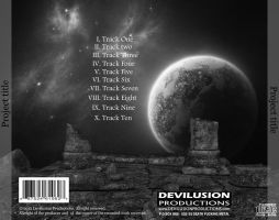 Cover Art 13:2 ''Back'' by D3vilusion