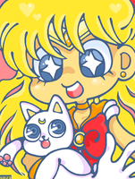 Sailor V by Child-Of-Neglect