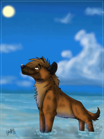 Caribbean Blue by Raving-Laury