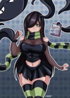 The Crawling City - Aria and Gug by FenRox