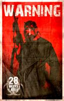 28 Weeks Later Poster by TamvakisPhoto