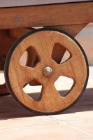Wooden Wheel by MyTini