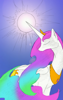 The Sun by IceOfWaterflock