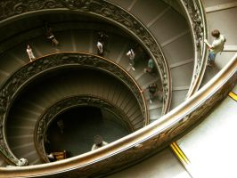 spiral of vatican by chaaaLaLoco