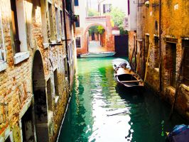 Hidden Venice by The666Stefan